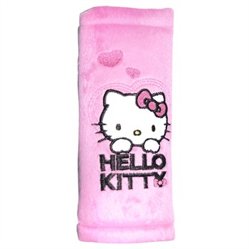 Passe ceinture rose HELLO KITTY mousse polyester