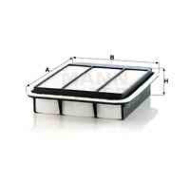 Filtre À Air Mann-filter C26023