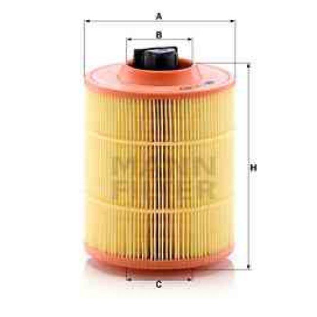 Filtre À Air Mann-filter